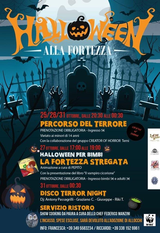 Halloween alla Fortezza