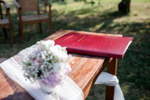Allestimento matrimonio civile